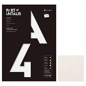 Conqueror A4 Paper High White Laid - Pack of 50 sheets