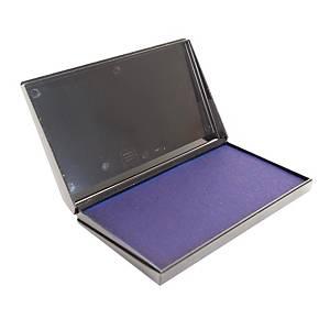 Poduszka do pieczątek TRODAT, niebieska, 160 x 90 mm