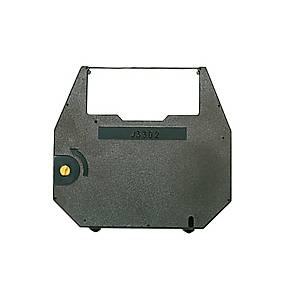 Fita para máquina de escrever Nakajima AX-200 Grupo 186C-preto