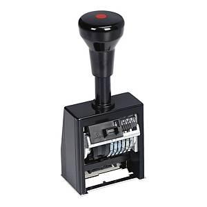 NUMBERING MACHINE SELF INKING B6K