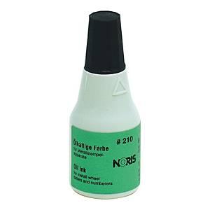 Tusz NORIS 210 do stempli metalowych, czarny