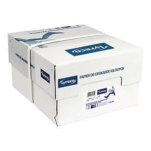 Papier do drukarek igłowych LYRECO 12   240mm, 1+2