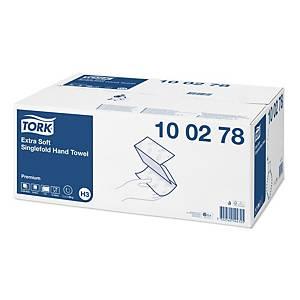 Tork ZZ Premium 100278 hajtogatott papírtörlő, fehér