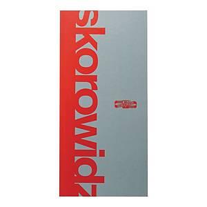 Skorowidz alfabetyczny KOH-I-NOOR w twardej oprawie, 2/3 A4, w kratkę, 96 kartek
