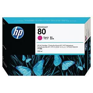 Cartouche d encre HP 80 - C4847A - magenta