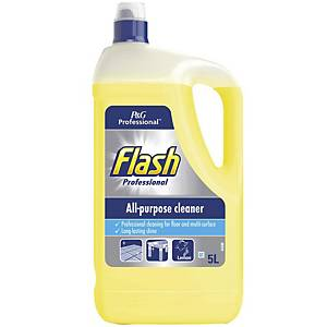 Flash All-Purpose Cleaning Liquid - Ocean 5 Litre