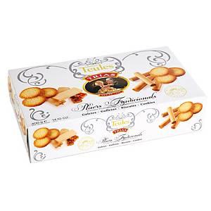 Caja de galletas Trias Teules - 400 g