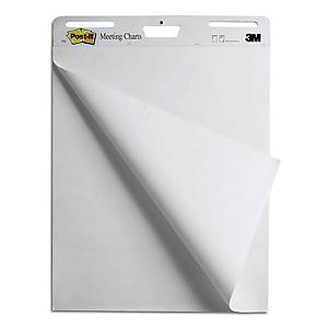 Recharge Post-it Meeting Chart - uni - 30 feuilles - lot de 2