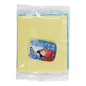 PK3 SPONGE-TYPE TOWELS