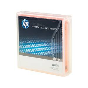 HP ultrium C7978A universal cleaning disc