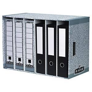 Bankers Box opbergmodule voor archivering, karton, grijs, FSC, per 5 stuks