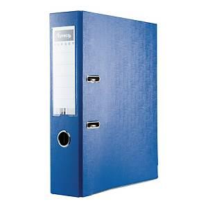 LEV AR FILE A4 75MM IMPEGA BUDGET BLUE