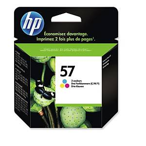 HP C6657AE inkjet cartridge nr.57 color [500 pages]