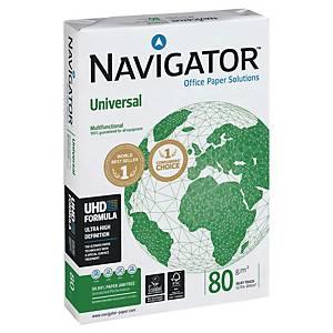 Kopierpapier Navigator Universal A3, 80 g/m2, FSC, Packung à 500 Blatt
