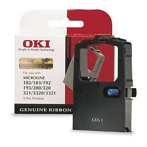 Färgband OKI 09002303, FB100