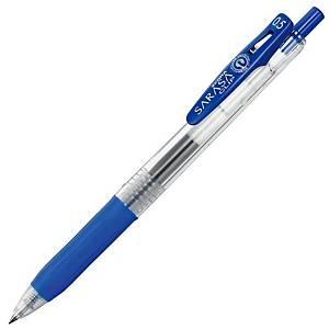 ZEBRA JF GEL PEN RFL FOR SARSA 0.5 BLU