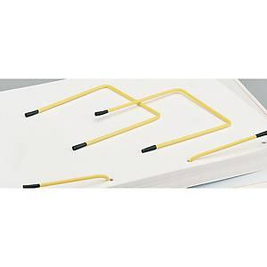 Jalema Pli-Fix bindbeugel voor het bundelen van archiefdossiers, doos van 100