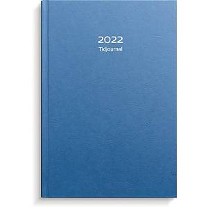 CALENDAR BURDE 911000 TIMEJOURNAL 2021 BLUE