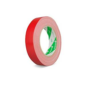CLOTH TAPE 19MMX25M RED