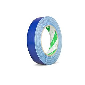 CLOTH TAPE 19MMX25M BLU