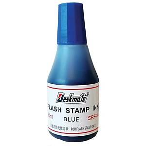 Stempelfarve til Impressor-stempel, blå