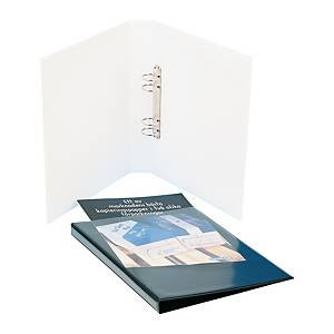 PRES RING BINDER W/POCK A4 29MM WH