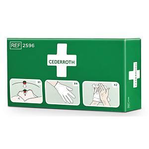 Beskyttelsespakke Cederroth 2596