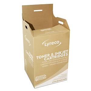 Recyclingbox für Druckerpatronen, Lyreco