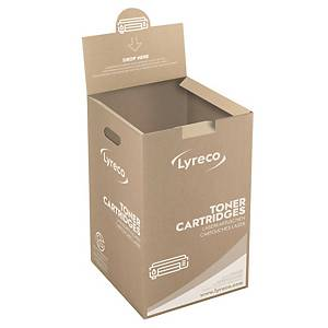 Recycling-Box für Toner