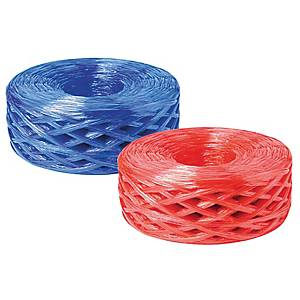 PK2 PLASTIC ROPE 2INCH X 100METERS 500GRAM ASSORTED COLOUR