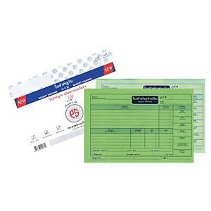 PS SUN RECEIPT PAYMENT VOUCHER CARBONLESS PAPER 2 PLY 5 3/4   X 7 3/4  PAD OF 30