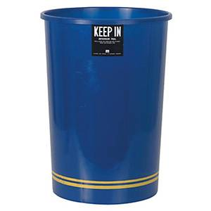 KEEP IN RW 9075 Litter Bin 20 Litres Navy Blue
