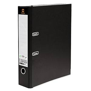 ELEPHANT 620 Lever Arch File A4 3   Black