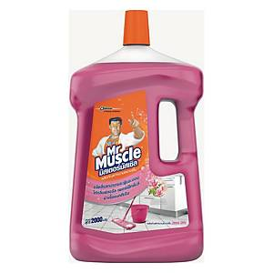MR MUSCLE FLOOR CLEANER FLORAL PERFECTION BOTTLE OF 2000 MILLILITERS