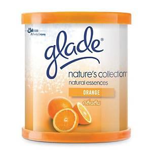 GLADEเจลหอมปรับอากาศกลิ่นส้ม70 กรัม
