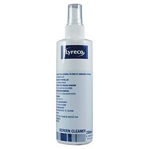 Rensespray Lyreco, skærmrens, 250 ml
