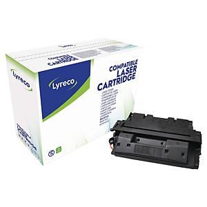 Toner LYRECO HP C8061X, zamiennik, Czarny