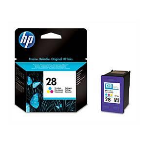 Cartuccia inkjet HP C8728AE N.28 190 pag colori