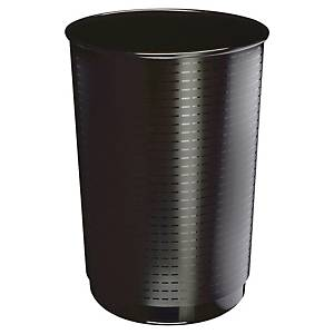 Papelera Cep Maxi - 40 L - negra