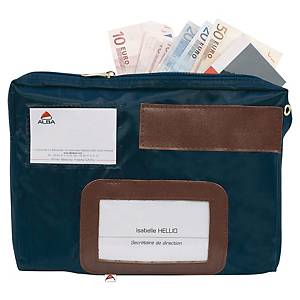 Alba tas voor briefwisseling, 190 x 270 mm, nylon, per stuk