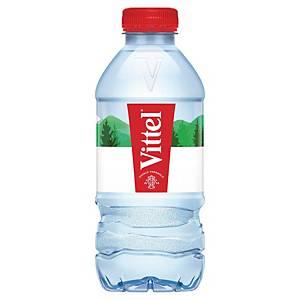 Eau Vittel 33 cl - plateau de 24 bouteilles