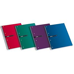 PK5 STATUS 102232 NOTEBOOK A4 3COL