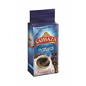 Pacote de café moído Saimaza - 250 g - natural