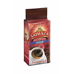 Pacote de café moído Saimaza - 250 g - descafeinado
