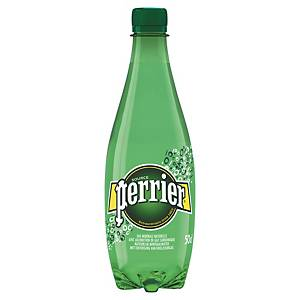 Perrier sparkling water pet 0,5L - pack of 24