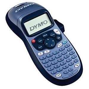 Rotuladora electrónica portátil Dymo LetraTag XR con teclado ABC