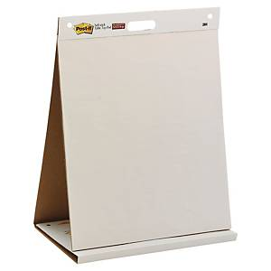 Paperboard de table Post-it - 50,8 x 58,4 cm - 20 feuilles