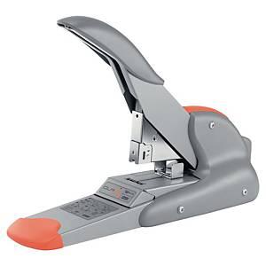 Agrafeuse Rapid DUAX Heavy Duty Flat Clinch, argentée/orange, 170 feuilles