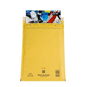 Luftpolster-Versandtaschen Sealed Air Mail Lite G/4,230x330mm, Pack à 10 Stk.