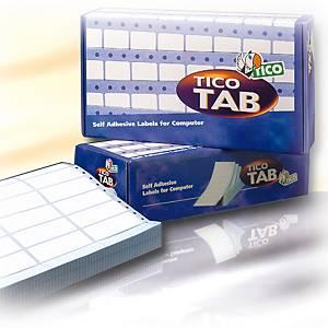 Etichette in modulo continuo Tico TAB1-1499 l 149 x h 97,2 mm - conf. 1.500